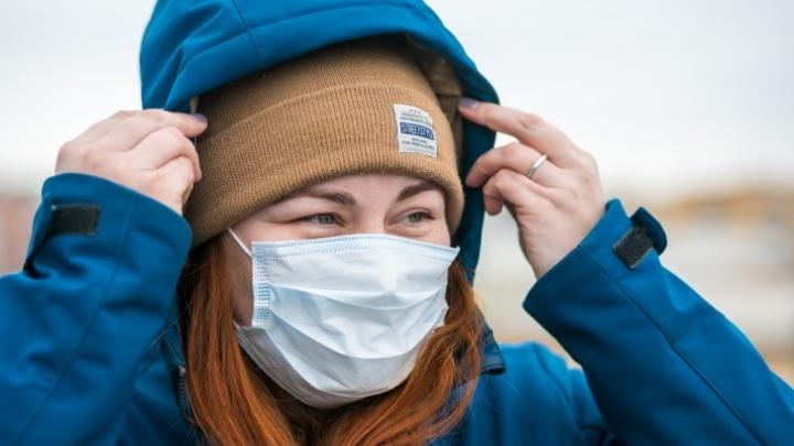 Число больных коронавирусом в Красноярском крае перевалило за 20,5 тысячи