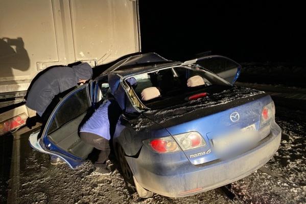 Водитель иномарки ранее привлекался за пьянку за рулем