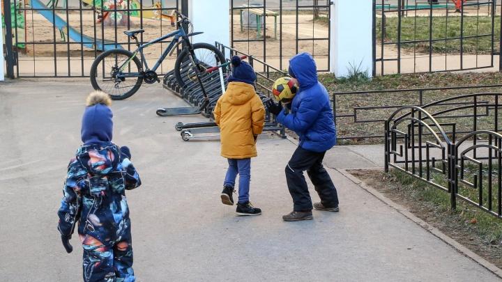 В нижегородском детдоме отпраздновали День матери. Минобр проверит его уместность