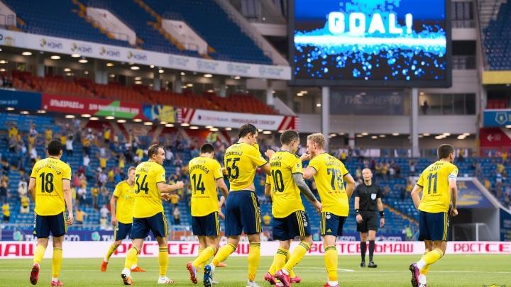 ФК «Ростов» заплатил агентам больше 2,5 миллиона евро в 2019 году