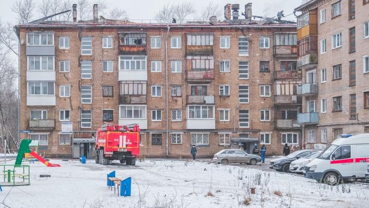 Прокуратура нашла нарушения в работе УК, обслуживающей пермскую пятиэтажку, где произошел пожар