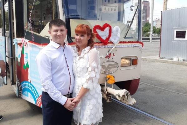 Дарья и Артём работают водителями трамваев