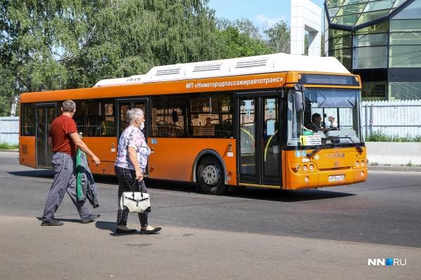 Автобусов на маршруте станет больше