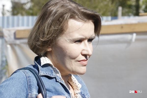 Анна Ивченко прошла рабочий путь от экономиста на «Полярной звезде»