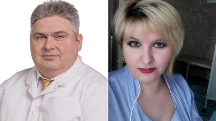Хирург Андрей Хальзов и медсестра из Искитима попали в «Список памяти» медиков, умерших от коронавируса