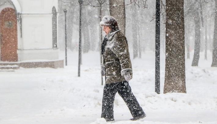 Прогноз погоды. Похолодание и снег ждут нижегородцев на этой неделе