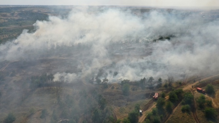 Сидите дома: МЧС объявило в Волгограде чрезвычайное предупреждение