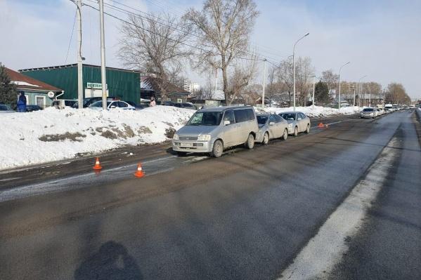 Двое несовершеннолетних пострадавших — пассажиры Toyota Allion
