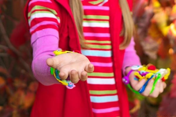 Сложно отказать детям в очередной яркой игрушке