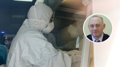 У вице-мэра Новосибирска подозревают коронавирус