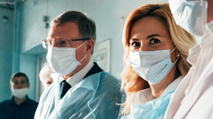 105 коек для 11 женщин: смотрим на роддом для беременных с коронавирусом