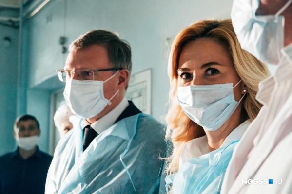 Вы находитесь под пристальным наблюдением министра здравоохранения