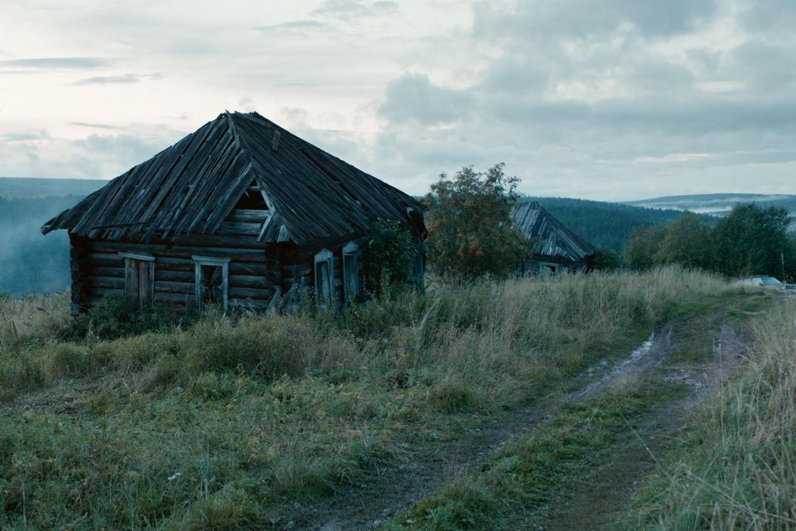 Сериал снимали на севере Прикамья, где до сих пор живы мифы об икотках