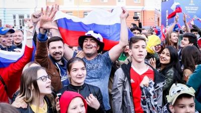 Матч Россия — Сербия покажут на стадионе «Нижний Новгород». Там откроют масштабную фан-зону