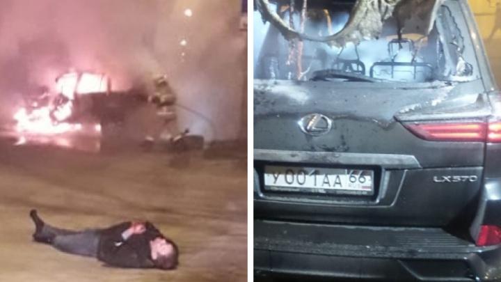 Суд отказался направлять в СИЗО водителя Lexus, погубившего двух человек на Розы Люксембург