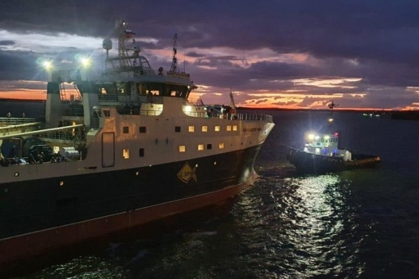 Сейчас в Выборге для АТФ строится еще три траулера: «Белое море», «Карское море» и «Балтийское море»