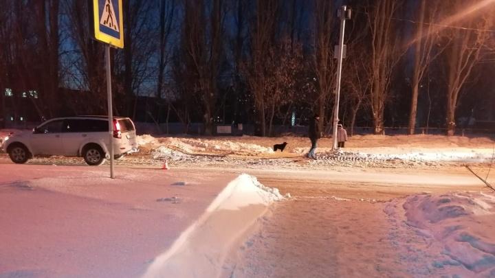 Мальчик попал в больницу с травмами грудной клетки после ДТП в Советском районе