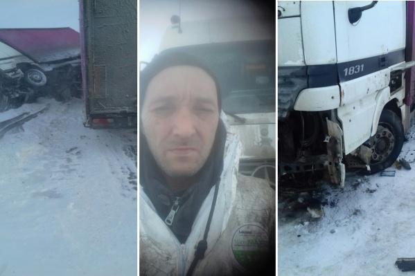 Дмитрию Криворучко ничего сейчас не угрожает. Он планирует вернуться в Тюмень к родным