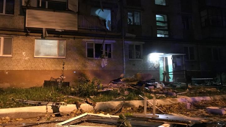 В многоквартирном доме на 50 лет ВЛКСМ прогремел взрыв