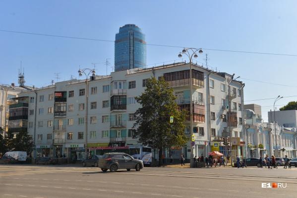 Комплексное обновление центра, по мнению архитекторов, позволит увеличить пространство города вдвое