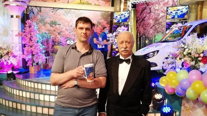 «Всю жизнь смотрел»: ярославец попал на «Поле чудес» и рассказал о шоу изнутри