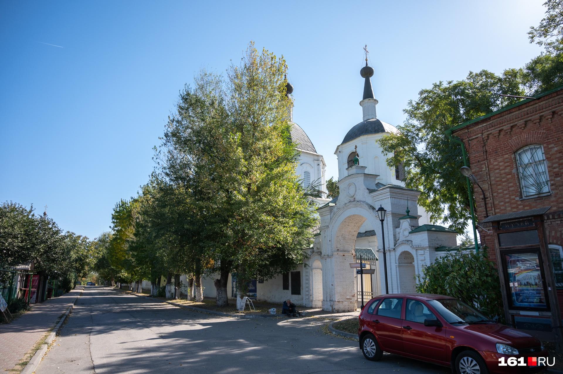 Старочеркасск входит в туристический справочник ЮНЕСКО