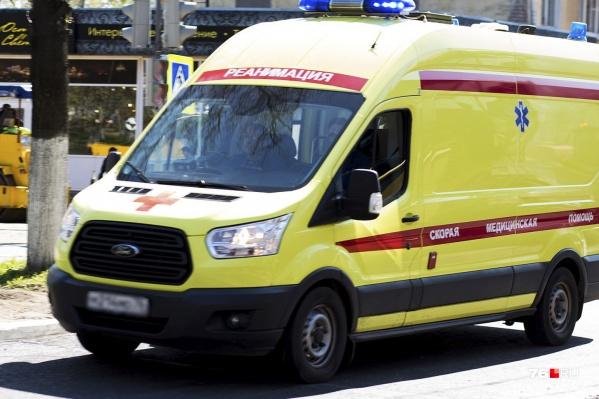 Пострадавшую женщину увезли в больницу, но спасти её не удалось