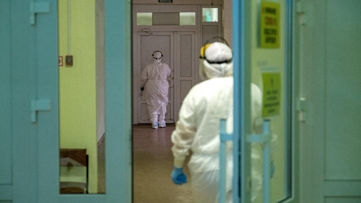 В Прикамье за сутки выявлено еще 167 случаев заражения COVID-19