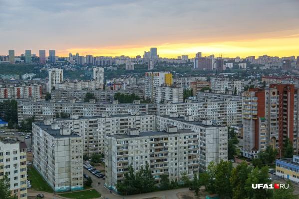 Сипайлово — относительно новый микрорайон
