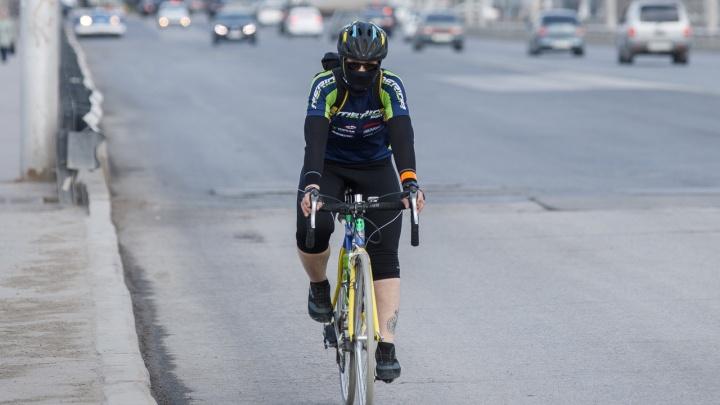 Велосипедисты Волгограда просят Путина не закрывать их на карантин по коронавирусу