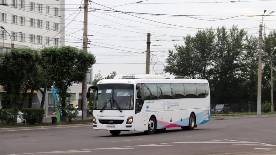 За застрявшими в обсерваторе Новосибирска красноярцами отправили автобус