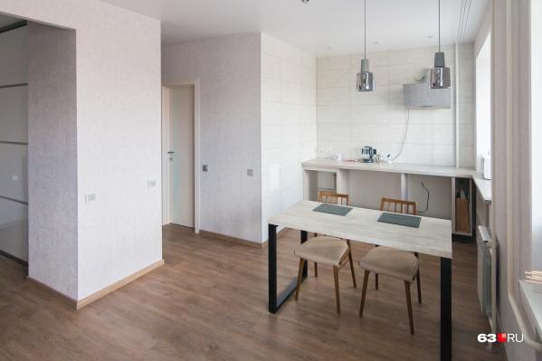 Сейчас даже небольшие квартиры обходятся самарцам в круглую сумму