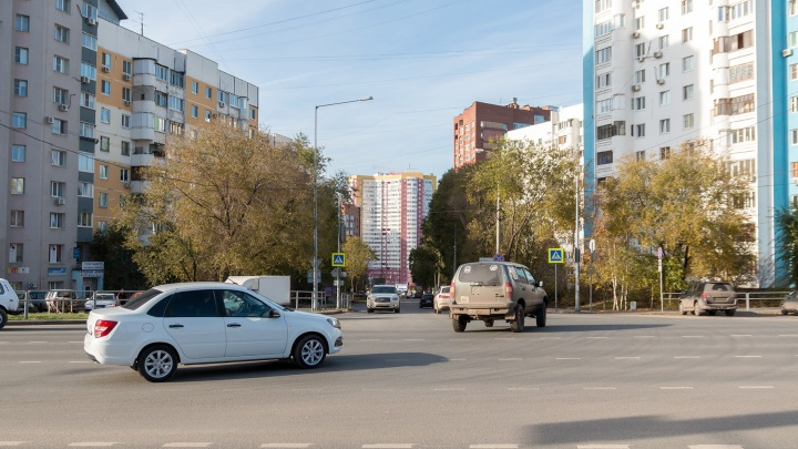 Одностороннее движение на улице XXII Партсъезда введут до конца октября