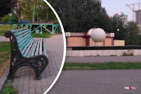 Первые изменения в лучшую сторону жители района должны заметить уже в начале сентября. Глобальная переделка в парке планируется на следующий год