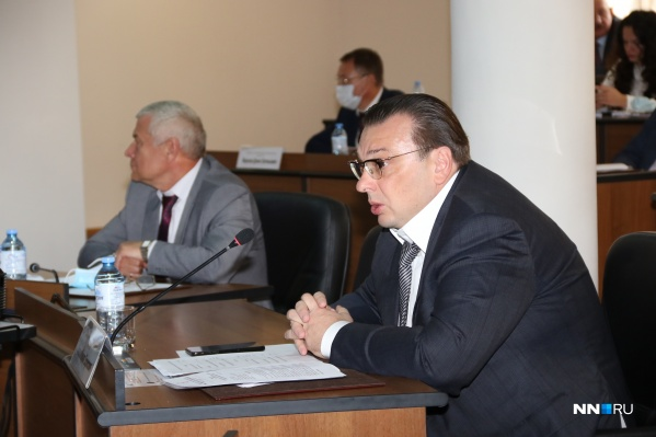 Кирилл Лазорин — депутат со стажем