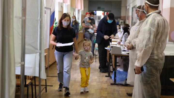 Озвучили предварительные итоги по явке: районы-лидеры по голосованию в Ярославской области