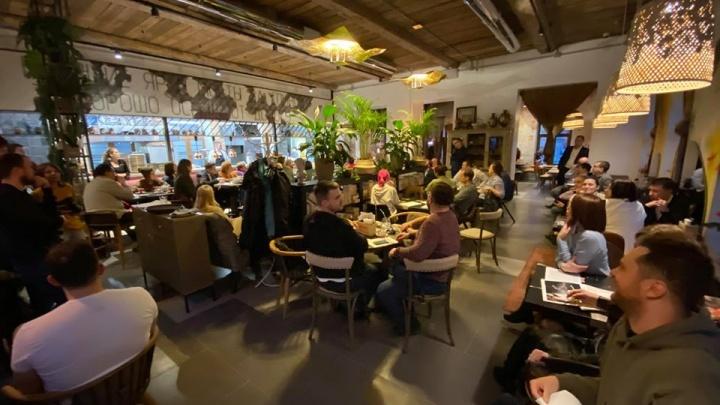 «Это крик о помощи»: рестораторы Екатеринбурга устроили званый ужин, чтобы спасти бизнес от краха