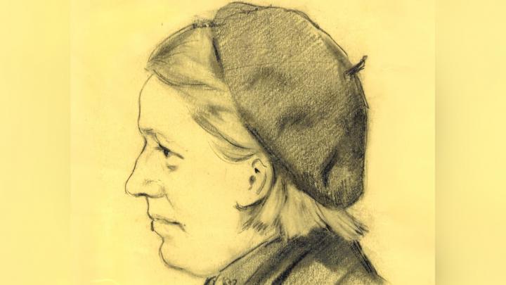 История одного портрета: как женщина-шофер из Уймы встречала победу в Берлине