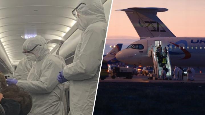 13,5 часов в самолете — и сразу в обсерватор: как уральские туристы возвращались из Таиланда