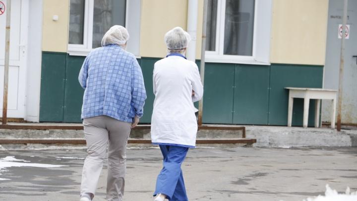 В Федерации профсоюзов Поморья рассказали, как сотрудники областной больницы переживают пандемию