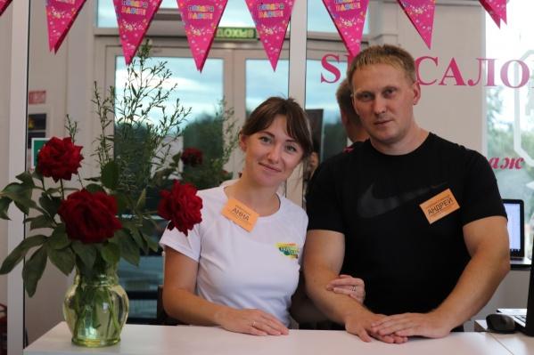 Анна и Андрей открыли бизнес в 2019 году: супруги — профессиональные тренеры и сами ведут занятия