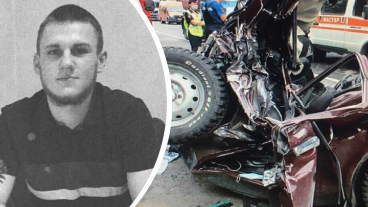 Ребёнок остался без папы: под Ярославлем в ДТП с военными грузовиками погиб молодой спасатель