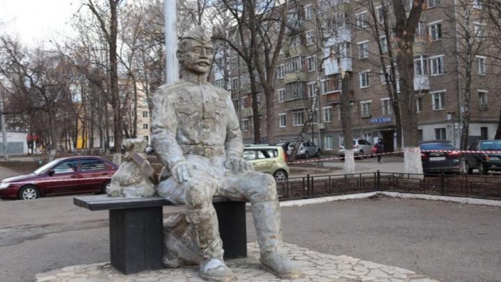 В Уфе благоустроят сквер в честь годовщины Великой Отечественной войны