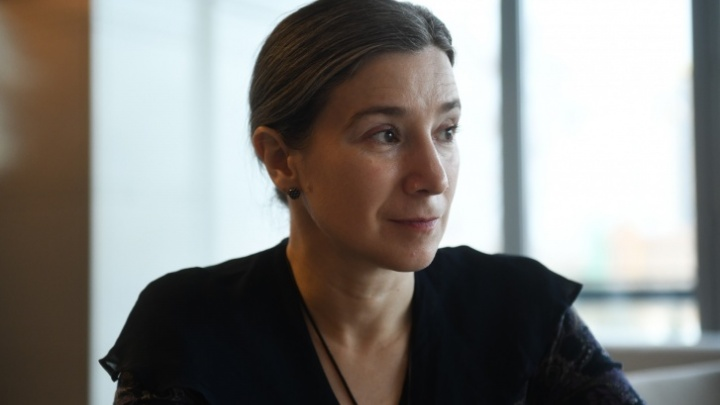 Впервые после карантина: политолог Екатерина Шульман дает интервью в прямом эфире