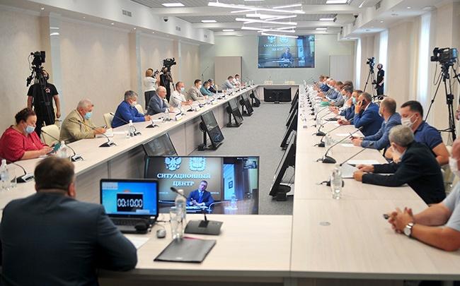 Россельхозбанк помог области занять 2-е место в Сибири по сбору зерна