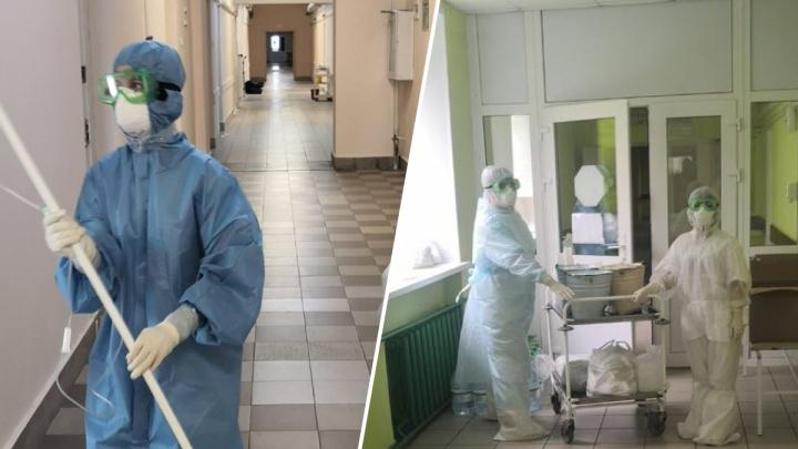 «А это реанимация»: врач снял видео, что происходит в Ярославской ЦРБ, где лежат с COVID-19