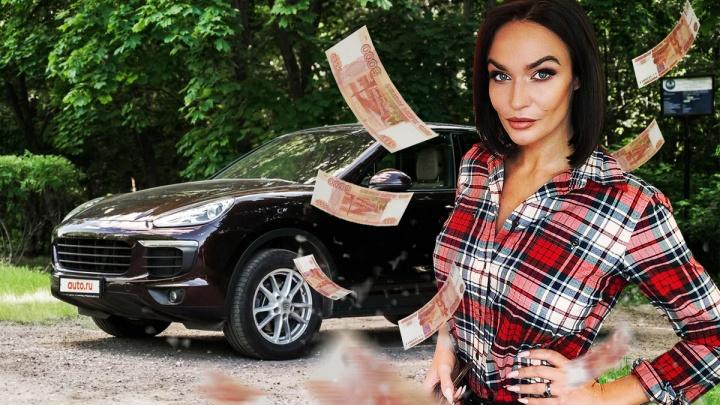 Алена Водонаева не могла продать Porsche из-за долга, о котором не подозревала (но мы о нем знали)