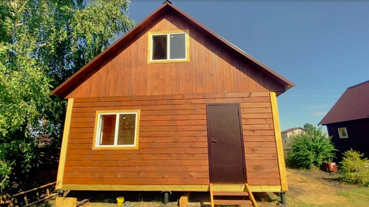 Строй зимой: как построить дом для большой семьи за 363 000 рублей и получить 50% скидки на фундамент