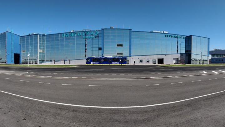 Город или аэропорт: смотрим занимательные карточки о главных воздушных воротах Волгограда
