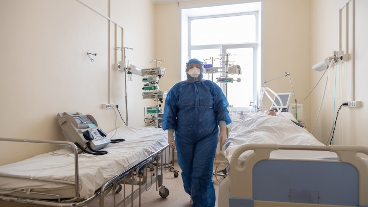 Снова смерти: в Самарской области коронавирусом заразился 161 человек